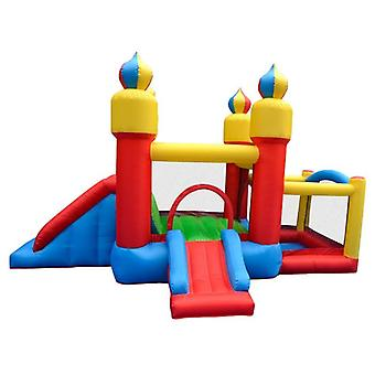 Outdoor Kids Inflatable Moonwalk Bounce House, Jumper, Bouncer Bouncy Castles
