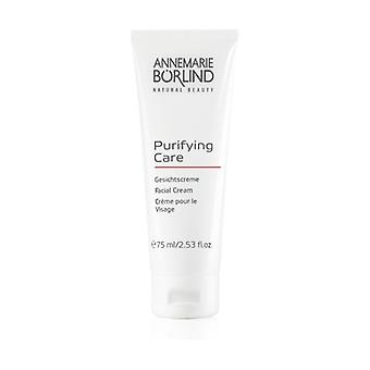 Purifying Care Facial Cream 75 ml