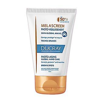 Melascreen Hand Cream Spf50 + 50 ml of cream