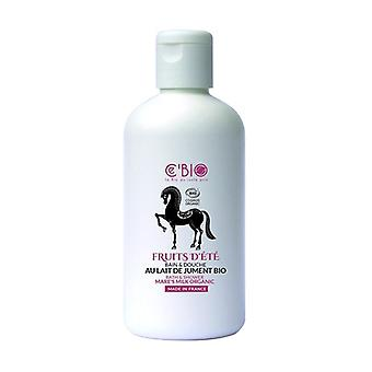 Bath and Shower with Organic Mare's Milk Summer Fruits 250 ml