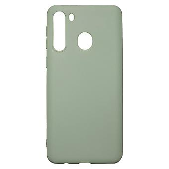 Ultra-Slim Case compatible with Samsung Galaxy A21 | In Green |