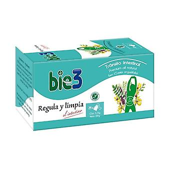 Bie 3 Control And Clean 25 infusion bags of 1.5g