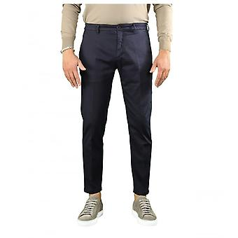 Department 5 Prince Navy Blue Chino Trousers