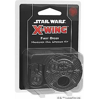 Star Wars X-Wing: First Order Maneuver Dial Board Game Upgrade Kit