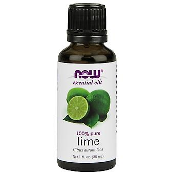 Now Foods Lime Oil 30 ml