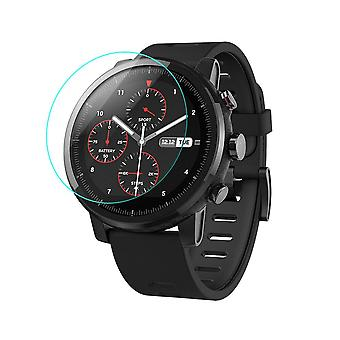 Universal Tempered Glass For Round Watch Screen Protective Film