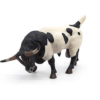 HanFei 54007 Haustiere Texanischer Stier, Mehrfarben