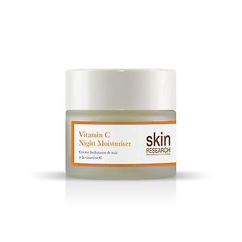 Vitamin c night moisturizer 50ml jars