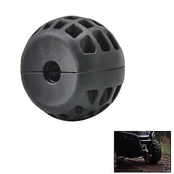 8mm- Henkitorven paikannuspallo, Vinssisuoja, Koukkulinja, Kaapelinsin