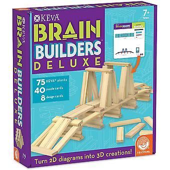 Keva brain builders deluxe