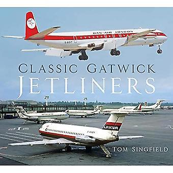 Clássicos Gatwick Jetliners