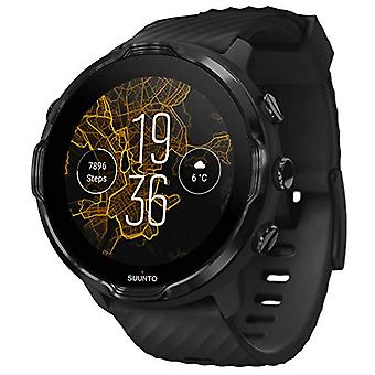 Suunto 7 Versatile Smartwatch with many features and Wear OS by Google, Nero