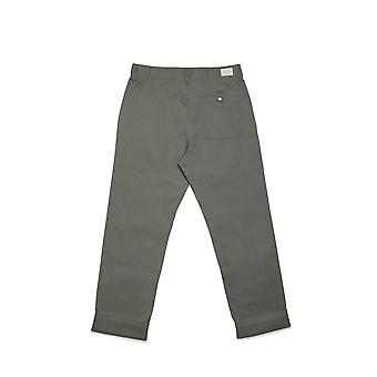Rhythm Fatigue Trousers in Olive