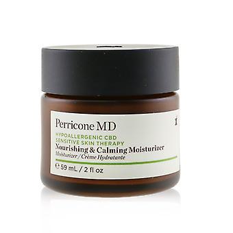 Hypoallergene Cbd Sensitive Skin Therapy Voedend & Kalmerende Moisturizer - 59ml/2oz