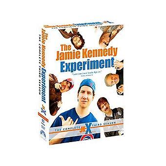 Jamie Kennedy Experiment: Seizoen 3 [DVD] USA import