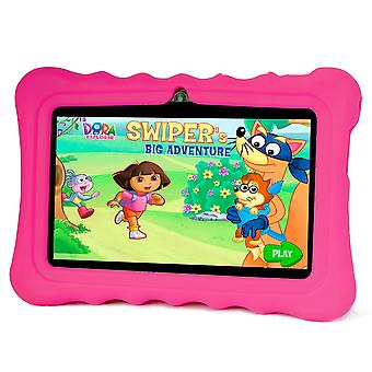 7 Inch Kids Children Tablet For Android 4.4 Early Education Learning Tablet