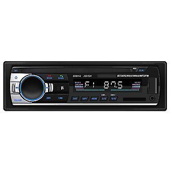 Bluetooth Car Radio Stereo Mp3 Player Wireless Music Copy Remote Control