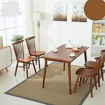 Твердые Деревянные Кафе Мебель Наборы 9555