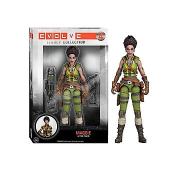 Evolve Maggie Legacy Action Figure