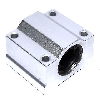 4kpl SCS12UU SC12UU Lineaarinen kuulalaakeri - 12mm
