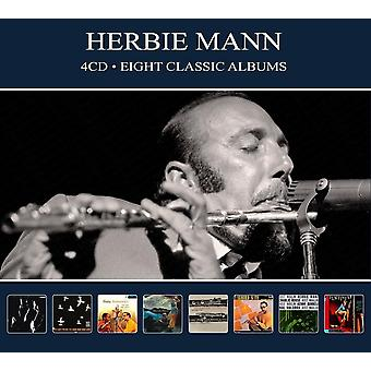 Herbie Mann - Eight Classic Albums CD