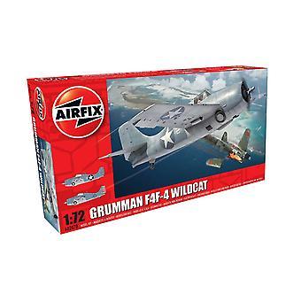 Grumman F4F-4 Wildcat 1:72 -sarjan 2 ilmakorjausmallisarja
