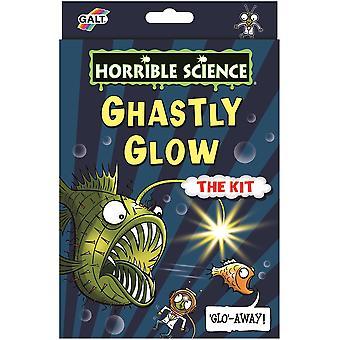 Galt Horrible Science Ghastly Glow