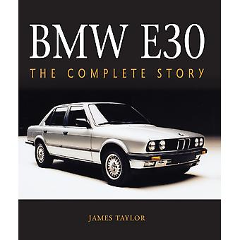 BMW E30 by James Taylor