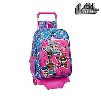 School Rucksack with Wheels 905 LOL Surprise! Together