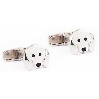 Jack & co pets - daschund cufflinks juc0006