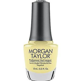 Morgan Taylor låt ner ditt hår lyx smidig långvarig nagellack lack