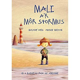 Mali a'r Mor Stormus Postcard Pack