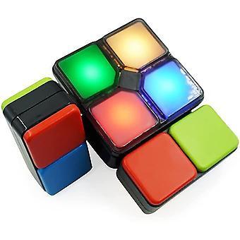 Foranderlige farger hastighet kube nyhet puslespill