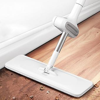手洗いのためのマジックフラットモップ、木の床のための360自動回転床モップ、家庭用クリーニングツール