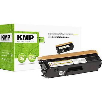 Cartucho de tóner KMP reemplazó a Brother TN-326M, TN326M Compatible Magenta 3500 Sides B-T63
