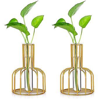 2-delt vase, smijern vase dekorasjon, stue spisebord dekorasjon