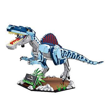 Jurassic Spinosaurus Dinosaur World Model Bricks Dragon  2086Pcs|Blocks