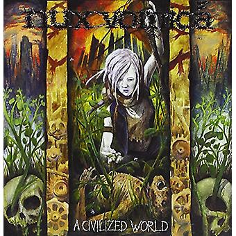 Nux Vomica - Civilized World [CD] USA import