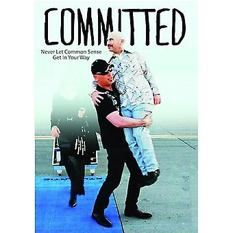 Committed [DVD] USA import