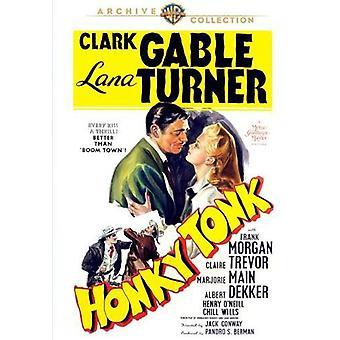 Honky Tonk [DVD] USA import