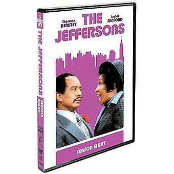 Jeffersons: Säsong åtta [DVD] USA import