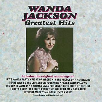 Wanda Jackson - Greatest Hits [CD] USA import