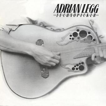 Adrian Legg - Technopicker [CD] USA import