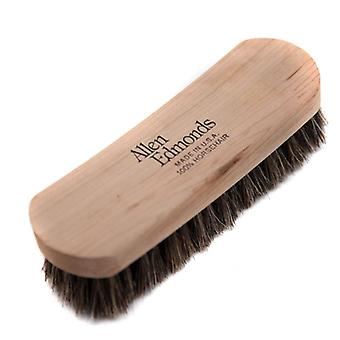 Allen Edmonds Shoe Shine Brush 100% tagel borst 17x5.5x4cm