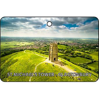 Torre di San Michele - Glastonbury Car Air Freshener