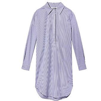Maison Scotch Maison Scotch luźna tunika damska lato sukienka koszulowa