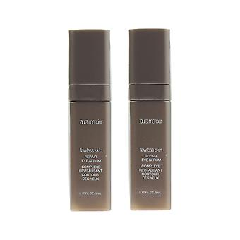 Laura Mercier 'Flawless Skin Repair' Eye Serum 0.17oz/5ml Each (Pack Of 2)