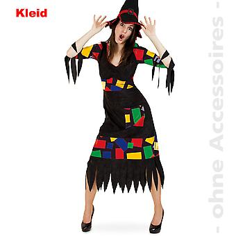 Witch Womens costume sorceress witch costume ladies patch witch witch dress