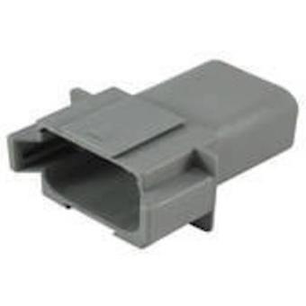 TE conectividad DT04-08PA-C015 bala conector, serie recta (conectores): Número Total de despegue de pines: 8 1 PC