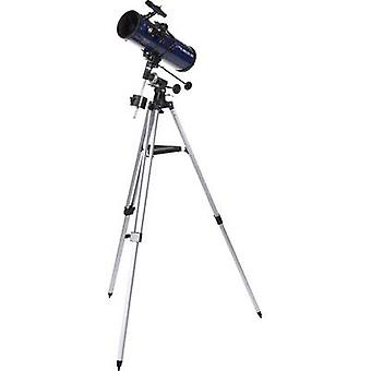 Danubia DELTA 20 Reflecting telescope Equatorial , Magnification 50 up to 332 x